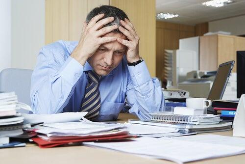Grijze Haren Stress