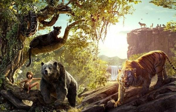 Vijf lessen die we kunnen halen uit Jungle Boek