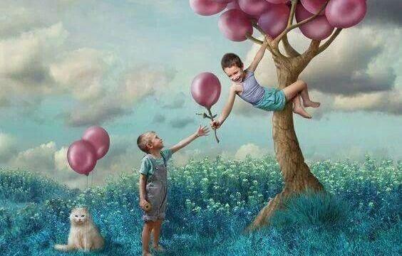 Goedheid heeft geen instructies nodig, het gebeurt spontaan