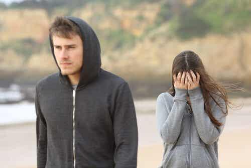 Vrouwen willen praten, mannen willen wegrennen