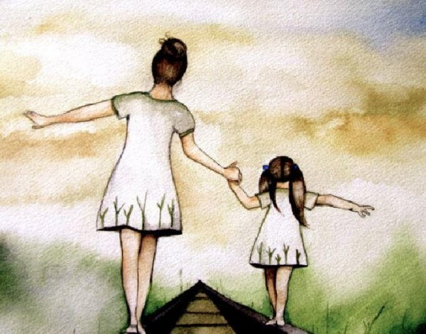 Ouderschap en liefde gaan hand in hand
