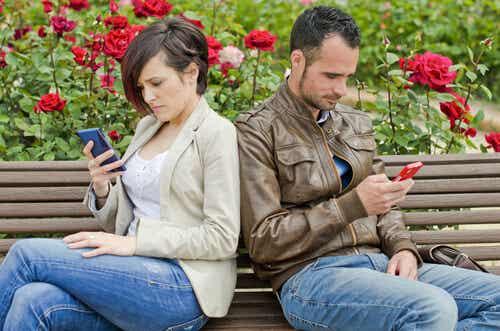 Sociale netwerken zouden het einde van je relatie kunnen betekenen