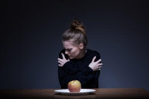 Anorexia en boulimia: de prijs van emotionele onverzettelijkheid