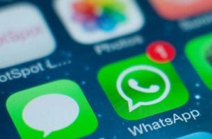 WhatsApp Vriend Vijand