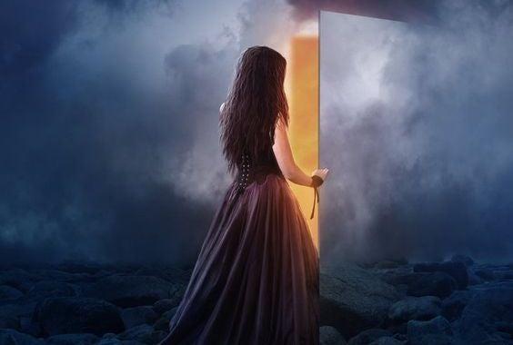 Soms wanneer er een deur sluit, opent er een heel universum
