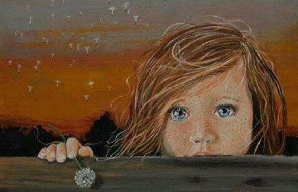 Depressie bij kinderen: kindertranen zijn steken recht in het hart