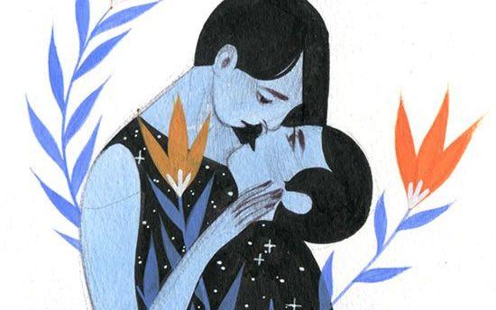 Relaties ontwikkelen zich wanneer ze worden gewijd aan bewuste groei