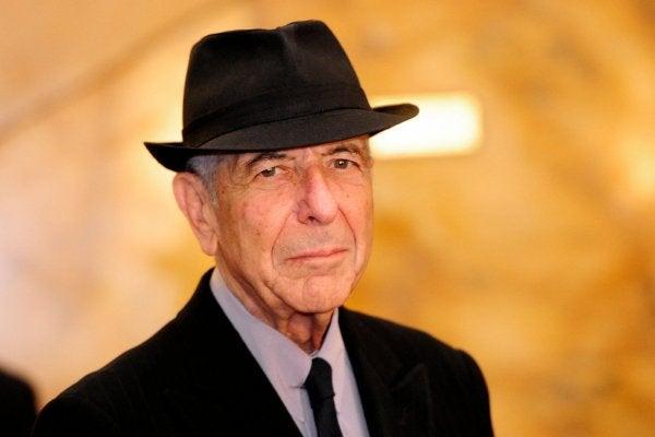 Leonard Cohen: van poëzie naar muziek