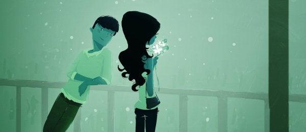 Geef met liefde, alleen dan heeft het betekenis