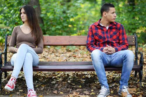 Grote obstakels in het begin van een relatie