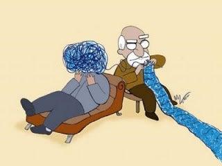 Een psycholoog bezoeken maakt je nog niet gek