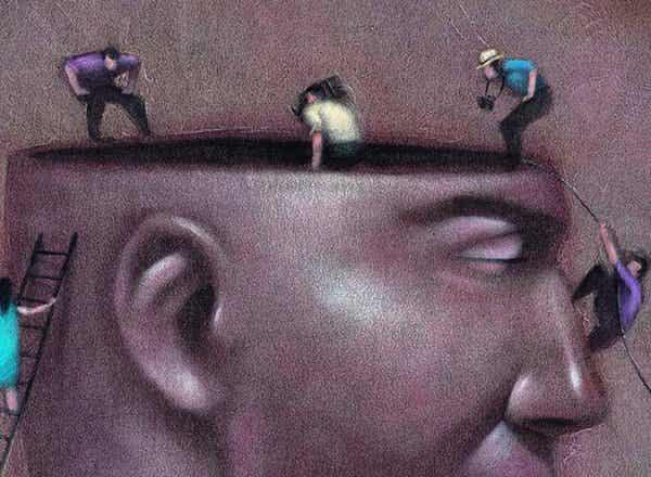 De waarheid triomfeert op zichzelf, leugens hebben hulp nodig
