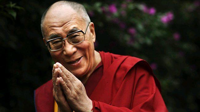 De Dalai Lama Die Ons Heeft Verteld Over De Dieven Van Onze Energie