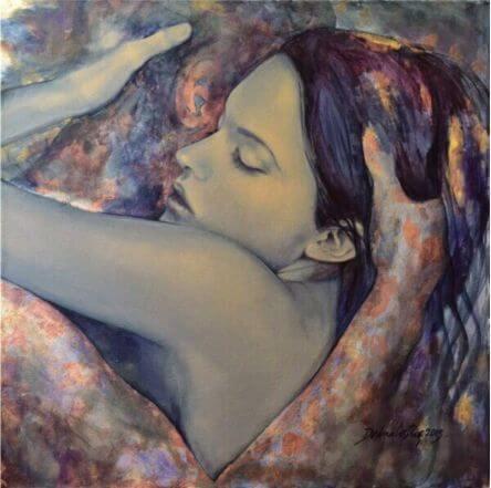 Man En Een Vrouw Die Elkaar Knuffel Als Voorbeeld Van Wat Volwassen Liefde Is