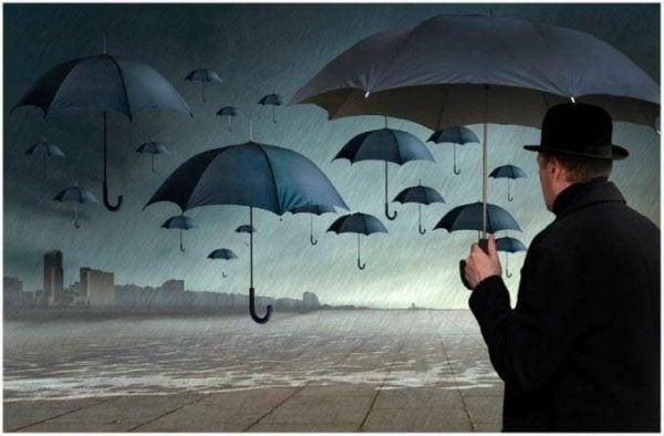 Vier signalen die een onzekere persoon verraden