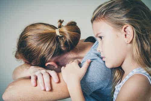 Depressie en de band tussen moeder en kind