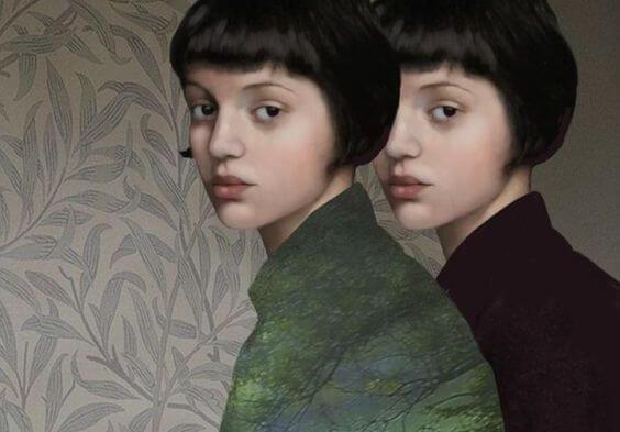 Twee Tweelingzusjes