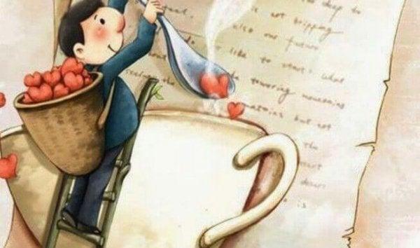Als ze van je houden, zetten ze koffie voor je