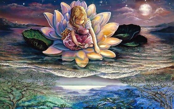 Wees als een lotusbloem, met de kracht om elke dag herboren te worden en tegenslag te overwinnen