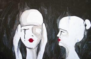 Vrouwen Die Kritiek Leveren Op Elkaar