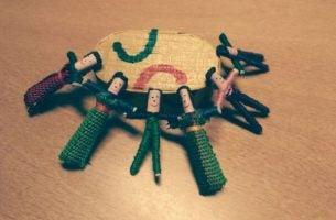 De Legende Van De Zorgenpoppetjes Uit Guatemala