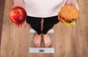 Gewicht verliezen door gezonde voedselkeuzes te maken
