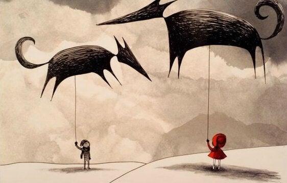 Van perspectief veranderen: ben jij de wolf in het verhaal van iemand anders?