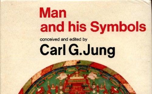 Kaft van een van de boeken van Carl Jung