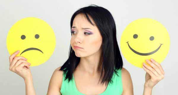 Negatieve gedachten veranderen in positieve