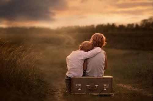 Kinderen met emotioneel onvolwassen ouders