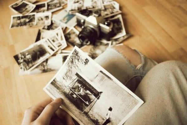 Allemaal oude foto's