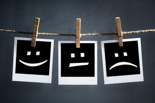 Gezichtsuitdrukkingen van emoties