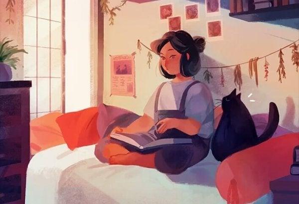 Ik ben degene die het verhaal van mijn leven schrijft, herschrijft en nieuwe hoofdstukken toevoegt