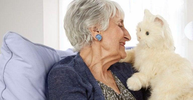 Voordelen van leven met een kat
