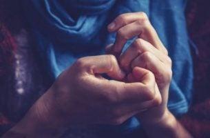 AEen truc om angst te verminderen op belangrijke momenten