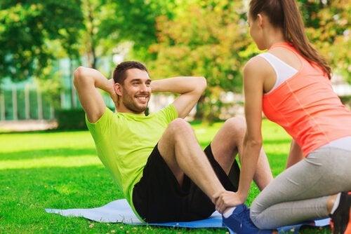 Je geest trainen door aan lichaamsbeweging te doen