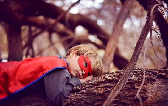 Miniversie van superman