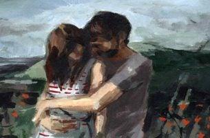 Een warme knuffel kan net zo veel betekenen als een hoe gaat het met je