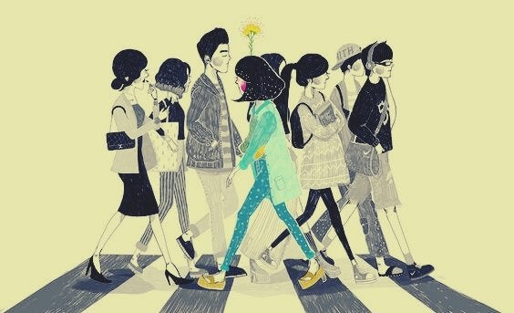 Sommige houdingen creëren meer afstand dan afstand zelf