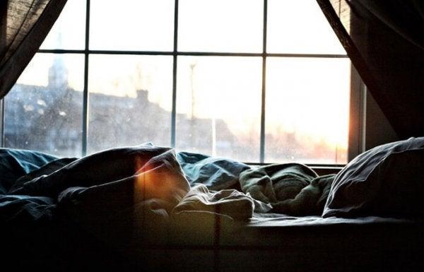 Depressie 's ochtends erger