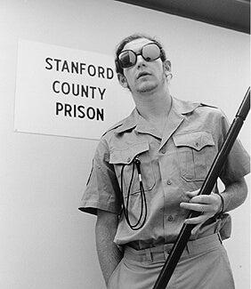 Het Stanford-gevangenisexperiment
