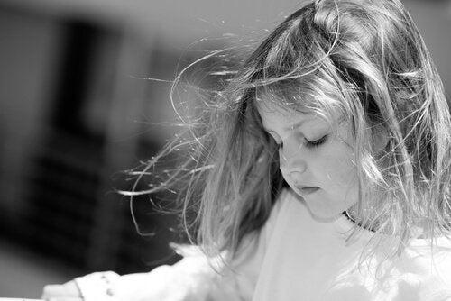 Schreeuwen is schadelijk voor de jonge hersenen