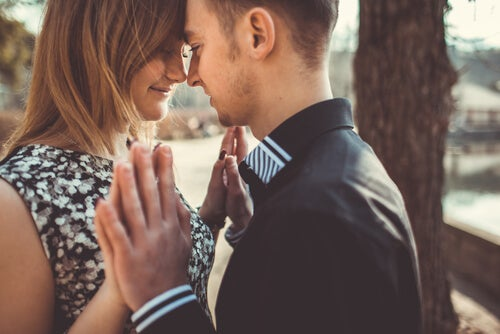 Seksuele aantrekkingskracht in een relatie