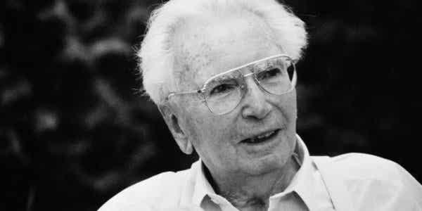 De biografie van Viktor Frankl, de vader van de logotherapie