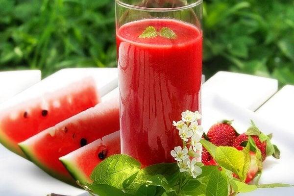 Goed eten met voldoende fruit