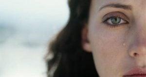 Als je verdrietig bent, wees dan niet bang om te huilen