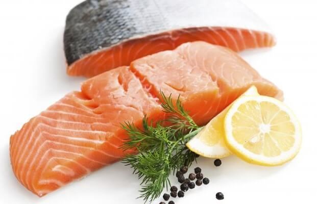 Zalm als een van de voedingsmiddelen die je geheugen verbeteren