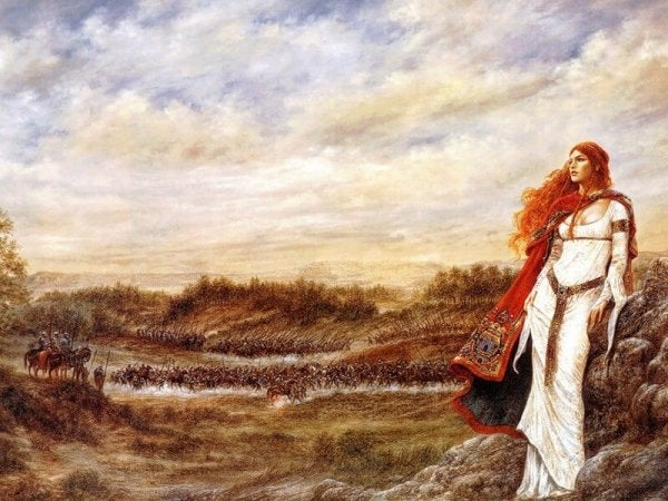Zeven Keltische spreekwoorden over leven en liefde