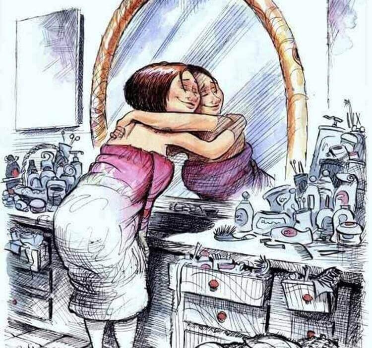 Verliefd op jezelf