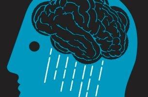 De hersenen van mensen met depressie
